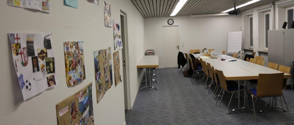 Kooperation: Kreative Raumgestaltung für Kompass – Junge Geflüchtete im FSJ